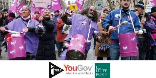 Grève des fonctionnaires: un mouvement qui divise les Français [SONDAGE