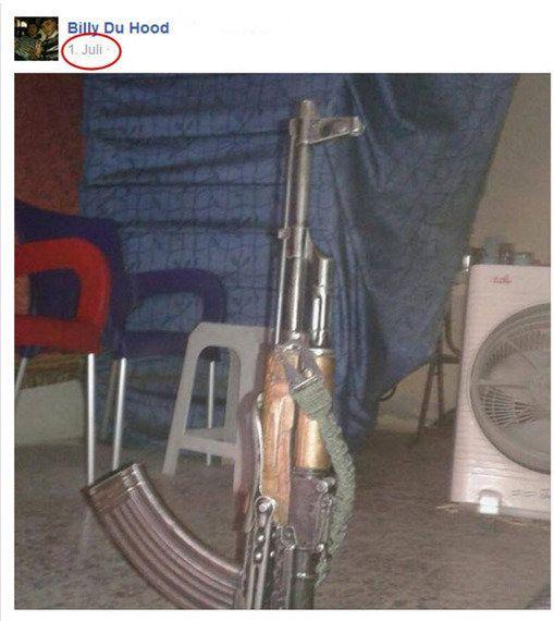 Comment nous avons trouvé le profil Facebook d'un des kamikazes du Stade de