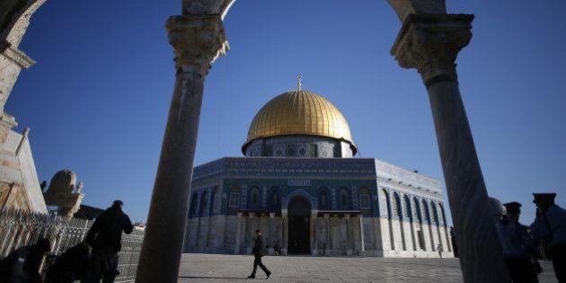 Israël-Palestine : les tensions ravivées par la fermeture (temporaire) de l'esplanade des
