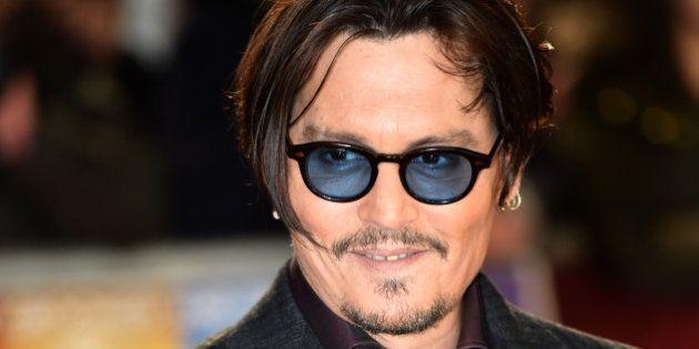 Johnny Depp se confie sur le coming out bisexuel de sa fille