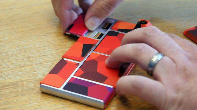 VIDÉO. Google Project Ara Phoneblocks: le smartphone sur-mesure dévoilé en vidéo pour la première