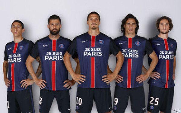 Le PSG dévoile un maillot