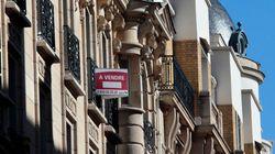 Pour la première fois depuis 2010, les prix à Paris sont passés sous la barre