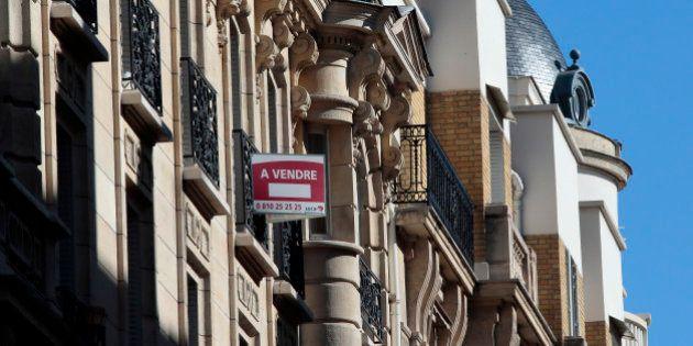 Immobilier: les prix à Paris redescendent sous la barre des 8000 euros le mètre