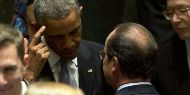 Hollande à Washington pour rassurer Obama avant de rencontrer