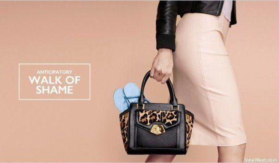 PHOTOS. La publicité sexiste d'une marque de chaussures suscite les critiques des