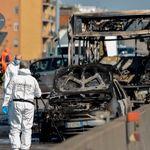 Italie: 51 collégiens pris en otage dans un bus, un