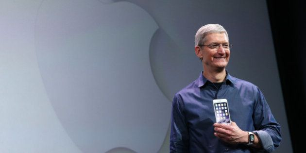 Tim Cook fait son coming out: