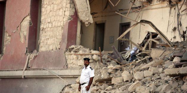 Egypte: un attentat contre le consulat italien au Caire fait un