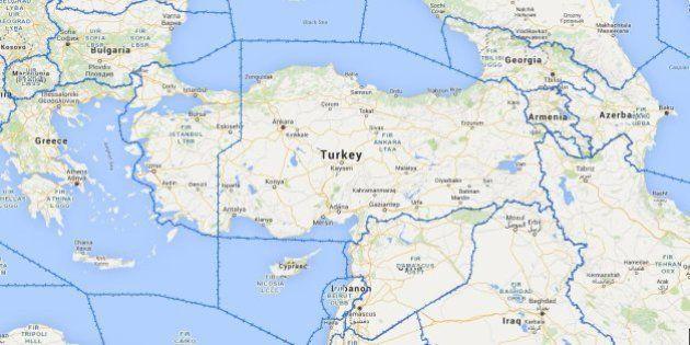 Comment l'espace aérien est-il découpé alors que la Turquie accuse la Russie d'avoir violé le