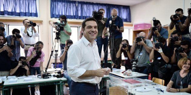 Législatives en Grèce : Alexis Tsipras gagne encore son