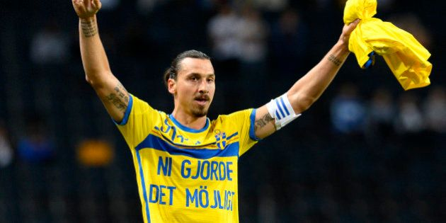 VIDÉO. Record de buts de Zlatan Ibrahimovic: le message de l'attaquant suédois à ses