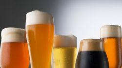 Cinq bières pour