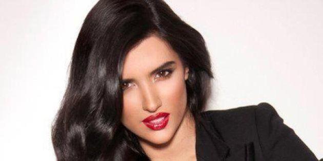 Anara Atanes, la petite amie de Samir Nasri, s'excuse auprès des Français après ses insultes sur