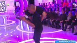 Cette danse d'Erika Moulet et Brahim Zaibat a enflammé le plateau de