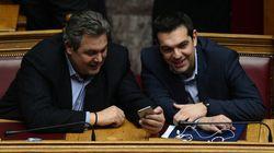 Tsipras sans ses frondeurs mais (toujours) avec les