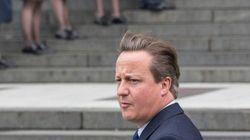 Les frasques de David Cameron racontées dans un livre amusent les