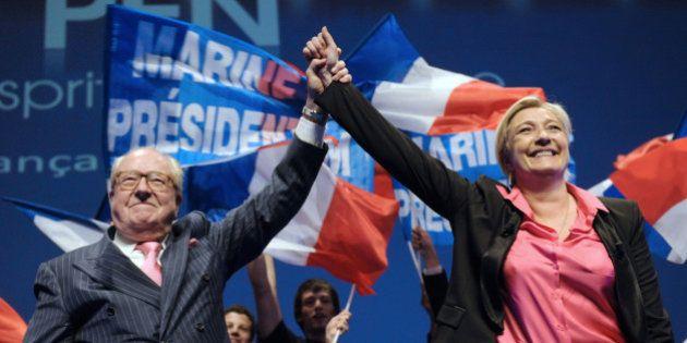 Le Front national compte 83.000 adhérents, le plus haut niveau depuis sa