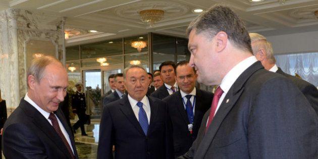 Ukraine : Un accord de cessez-le-feu entre Kiev et les séparatistes signé à