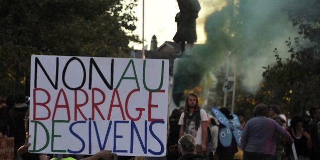 Barrage de Sivens : les élus votent sur l'avenir du projet, les opposants