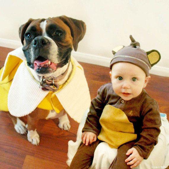 PHOTOS. Les costumes d'Halloween qui ont fait le buzz aux États-Unis en