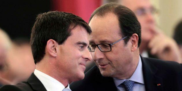 Présidentielle 2017: Hollande a