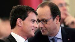 Pour Valls, Hollande a