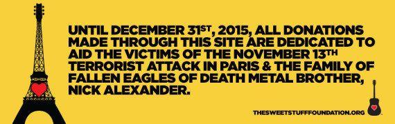 L'hommage du batteur d'Eagles Of Death Metal aux fans français qui l'ont