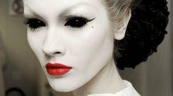 Pas de costume pour Halloween? Un bon maquillage