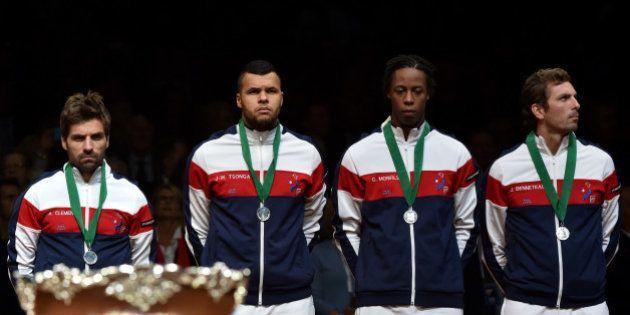 Yannick Noah: le nouveau capitaine de l'équipe de France de Coupe Davis n'arrive pas en terrain