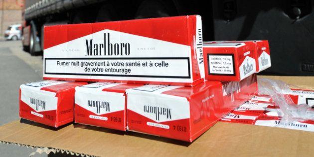 Cigarettes achetées à l'étranger: les quotas inchangés mais davantage de