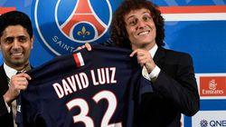 Avant David Luiz, le n°32 du PSG appartenait à un autre David