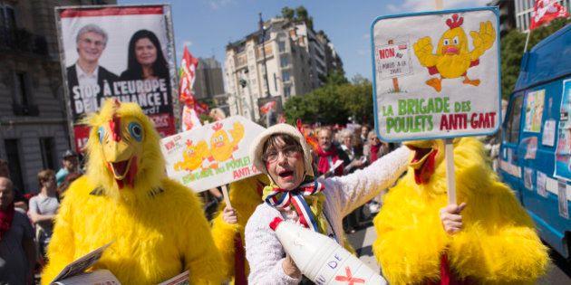 TTIP: qui est pour et qui est contre le traité de libre-échange