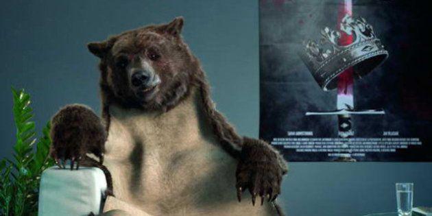 Dans la peau d'ours de Canal Plus, devenez vous aussi réalisateur grâce à une expérience
