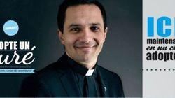Adopte un curé, le site décalé d'appel aux dons des diocèses de
