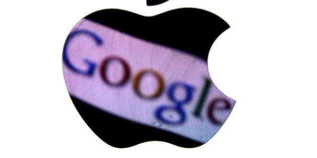 Apple et Google signent une trêve dans leur guerre sur les