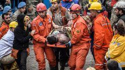 Bilan définitif de la catastrophe minière en Turquie, 301