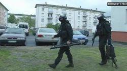 Jihad: les sept suspects arrêtés à Strasbourg mis en examen et