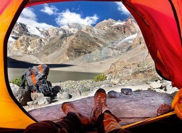 PHOTOS. Monts Fan: les photos d'Oleg Grigoryev au Tadjikistan vont vous donner envie de dormir sous la