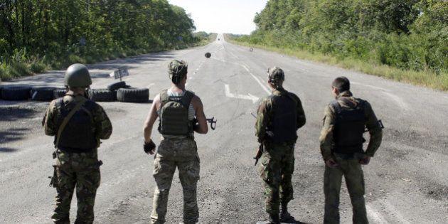 Cessez-le-feu en Ukraine: les séparatistes et Kiev s'accusent d'avoir violé l'accord, Poutine et Porochenko...