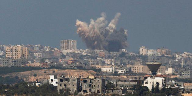 Gaza: le Hamas refuse de prolonger la trêve et reprend ses tirs de
