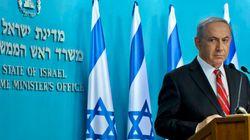Netanyahu admet un