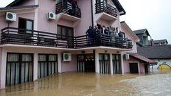 44 morts dans les pires inondations en Bosnie et Serbie depuis un