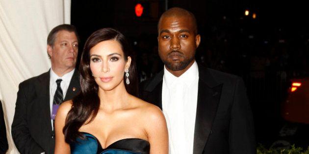 Le mariage de Kim Kardashian et Kanye West se fera en France, mais la fête à