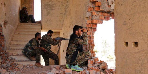 En Syrie, la France doit-elle vraiment s'appuyer sur les troupes kurdes contre