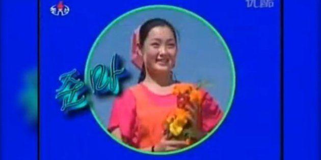 L'ancienne petite copine de Kim Jong-un serait réapparue à la télévision en Corée du