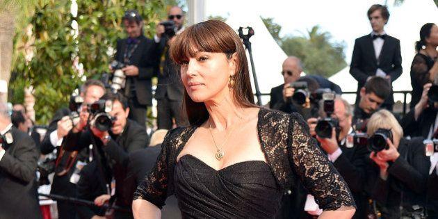 PHOTOS. Festival de Cannes 2014: la montée des marches avec Monica Bellucci et Mélanie