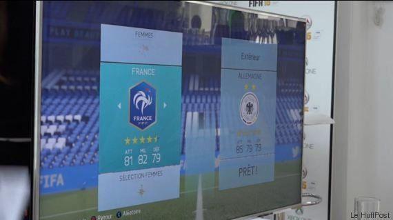 VIDÉO. FIFA16: nous avons testé le jeu avec Gaëtane