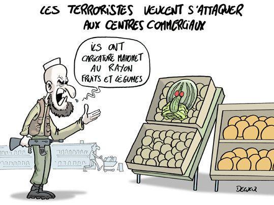 Pourquoi les terroristes visaient un centre
