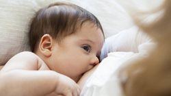 Les mères allaitent moins longtemps leurs bébés en